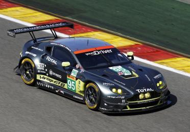 Aston Martin raceauto