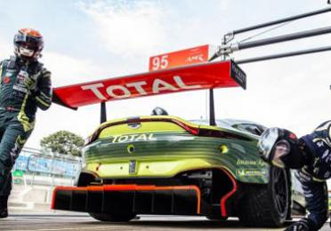 Total 24 Hours of Le Mans WEC racing