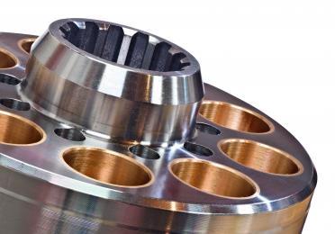Hydraulische olie voor mechanisch component