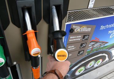 Total Diesel vulpistool