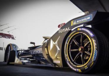 Total FIA Formula E Championship