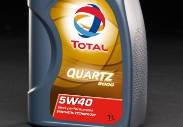 Total Quartz motorolie