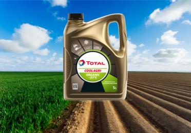 Total Agri koelvloeistoffen landbouw