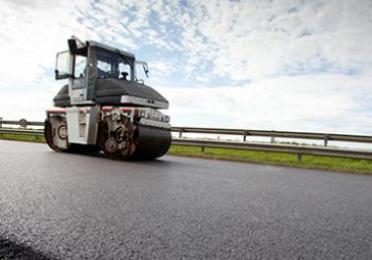 Total bitumen Kromatis wegenbouw
