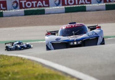 TotalEnergies motorsport Mission H24 race
