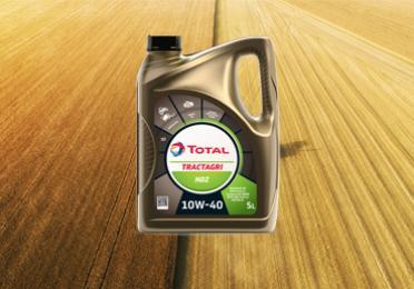 Total Agri motorolie TRACTAGRI landbouw