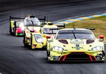 Total automotive motorsport