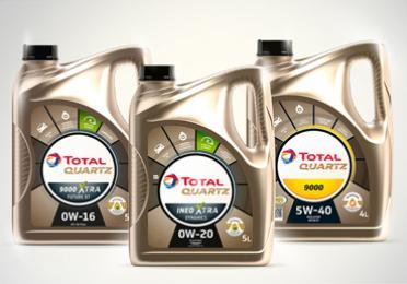 TotalEnergies automotive nieuwe kleinverpakkingen
