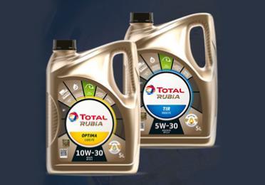 TotalEnergies nieuws transport RUBIA kleinverpakking