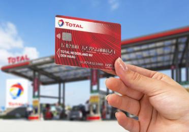 Tankpas Total Nederland Den Haag