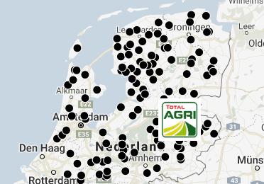 Total Agri dealer netwerk