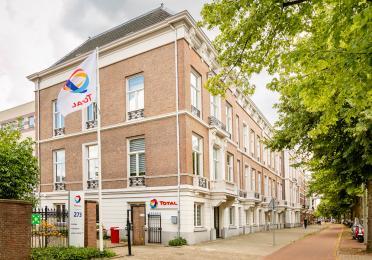 Hoofdkantoor Total M S in Den Haag