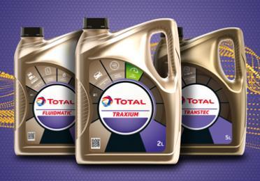 TotalEnergies automotive transmission wordt traxium