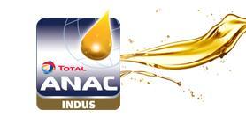 Total ANAC INDUS Olie-analyse