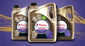 Total automotive transmissie olie