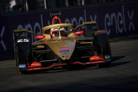 Formule E DS E-TENSE FE 19