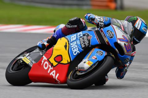 MarkVDS Racing in de Moto2 met Total