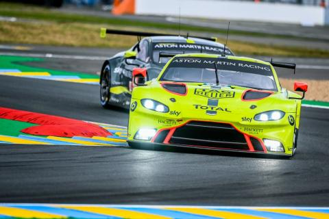 World Endurance Championship WEC met Aston Martin Racing