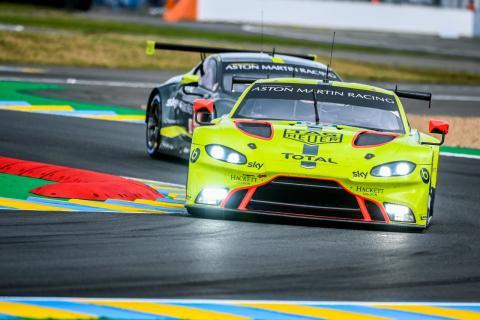 World Endurance Championship WEC met Aston Martin Racing