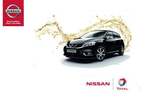 TotalEnergies Partner Nissan