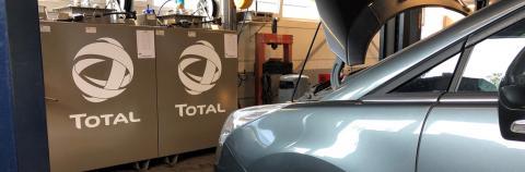 Total automotive bulktank