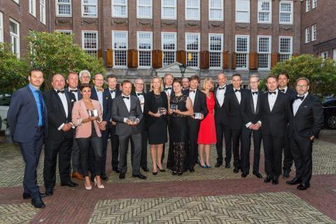 Total Nederland ontvangt maatschappelijk verantwoord ondernemen award
