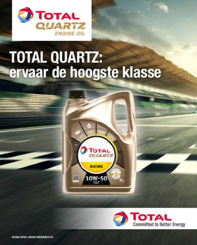 TotalEnergies in autosport RACEFAN