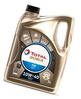 Afbeelding Total Rubia TIR 8900 10W-40 in 5 ltr verpakking