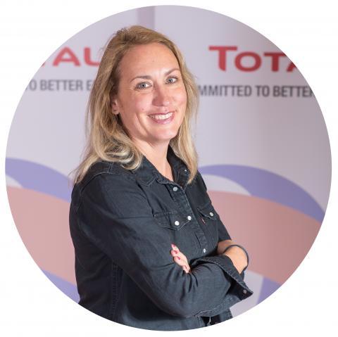 Total Nederland Sales Manager Automotive Wendela Paagman