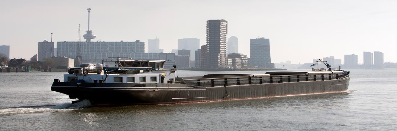 Total Binnenvaart Schip