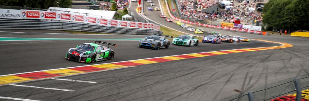 Total 24 Hours of Spa motorsport