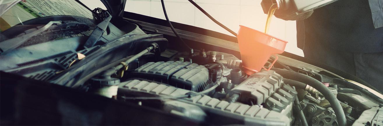 Total smeermiddelen voor automotive