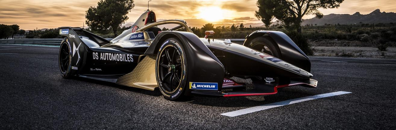 Total automotive motorsport Formula E Techeetah