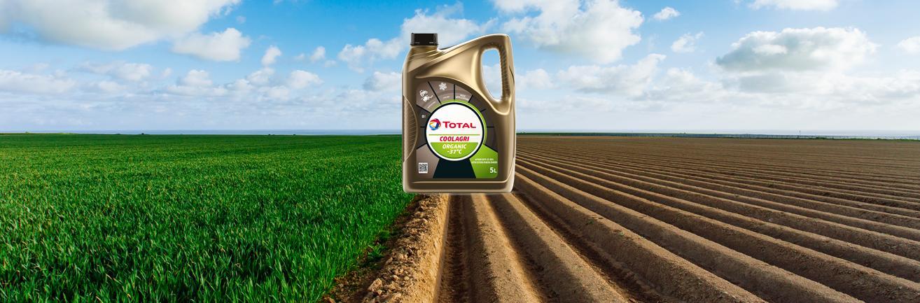 Total Agri koelvloeistoffen voor de landbouw