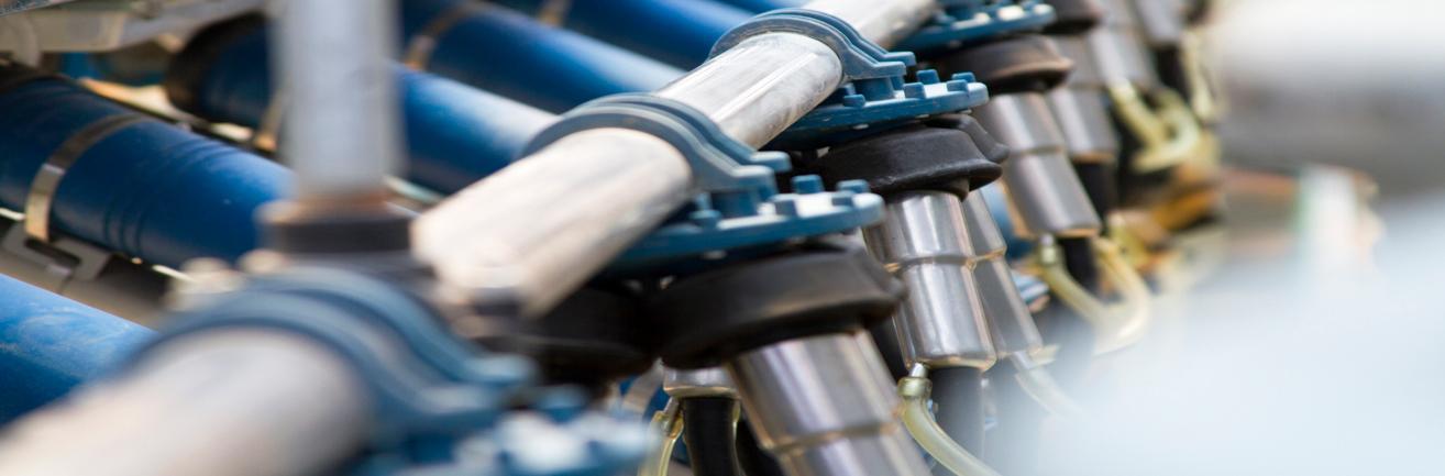 Total vacuümpomp olie voor melkmachines landbouw