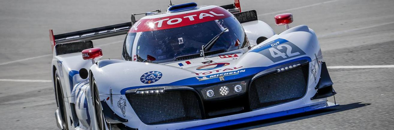 TotalEnergies motorsport Mission H24