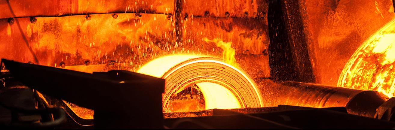 Total staalindustrie rolling oils
