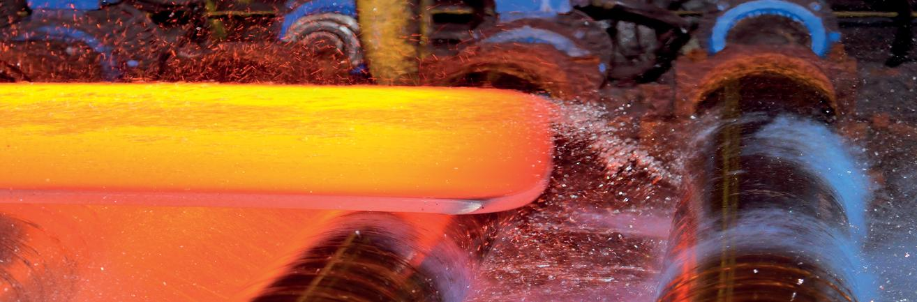 Total staalindustrie