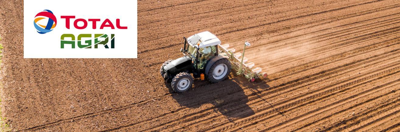 Total smeermiddelen Agri voor de landbouw
