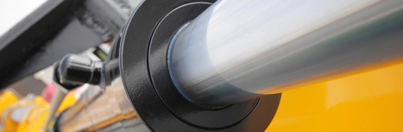 TotalEnergies hydraulische olie voor transport