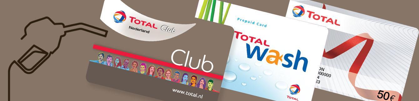 Total Club voordelen op een rij: Total Wash kaart en HappyFuel Card