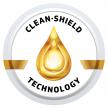 Total smeermiddelen Clean-shield technology