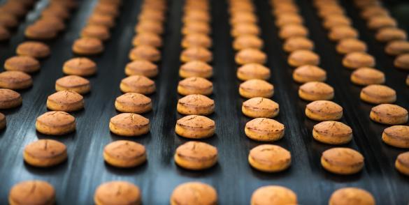 Total smeermiddel voor industriele bakkerijen