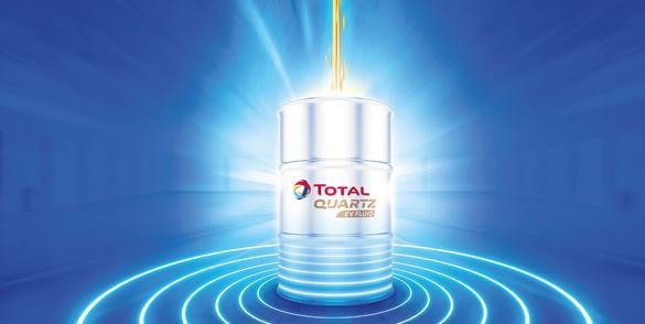 Total EV fluid automotive QUARTZ