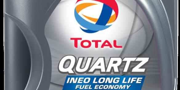 Total Quartz Ineo fles