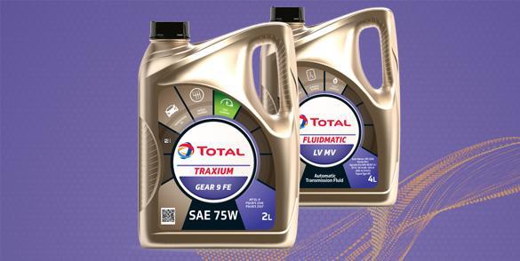 TotalEnergies automotive transmissie vloeistof