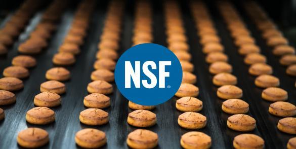 Total NSF geregistreerd