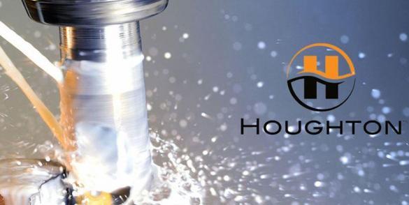 Houghton logo overname door Total