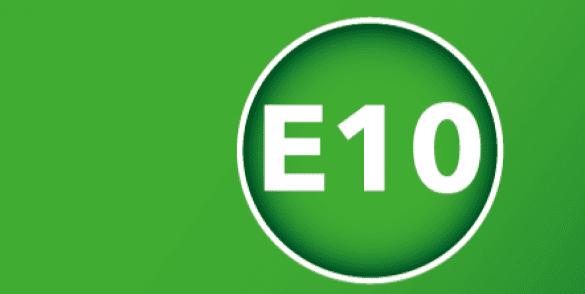 E10 logo