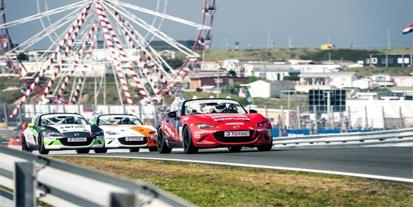 Total Mazda MX-5 cup